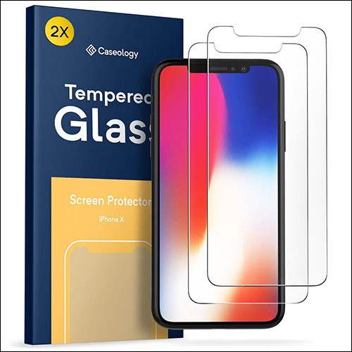 Caseology iPhone X Screen Protector