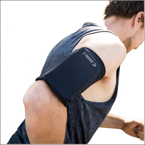 E Tronic Edge iPhone 8 Armband