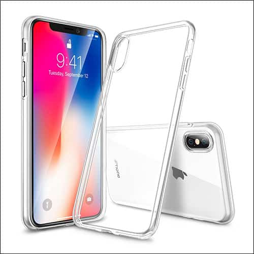 ESR iPhone X Clear Case