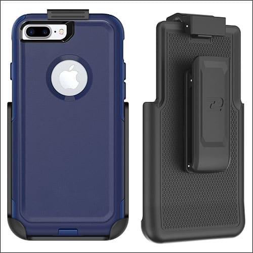 Encased iPhone 8 Plus Belt Clip Case
