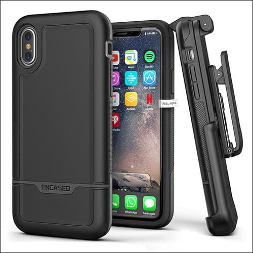 Encased iPhone X Rugged Case