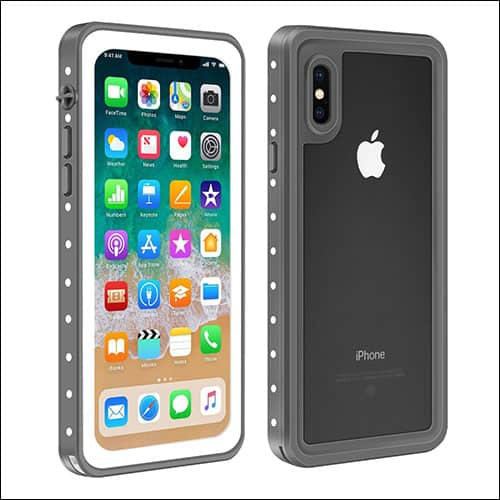 Eonfine iPhone X Waterproof Case