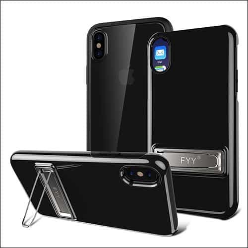 FYY iPhone X Kickstand Case