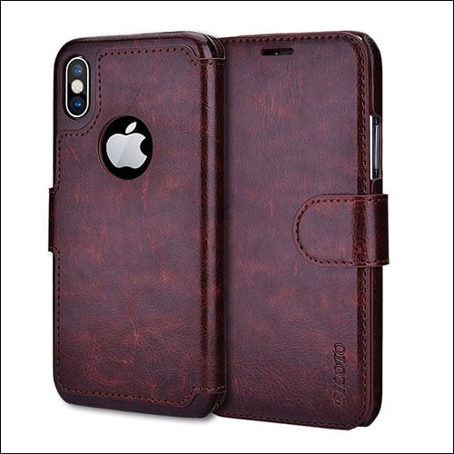 Filoto iPhone X Flip Case