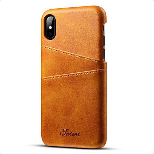 Fly iPhone X Wallet Case