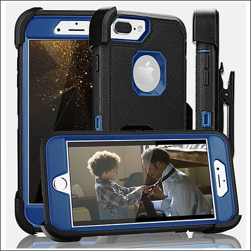 Fogeek Phone 8 Plus Heavy Duty Case