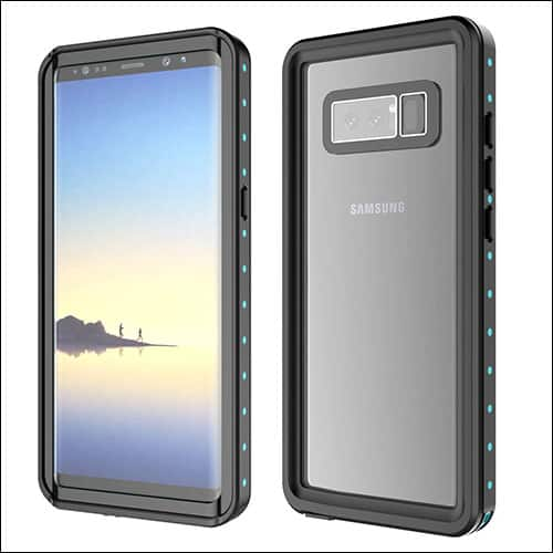 FugouSku Galaxy Note 8 Waterproof Case