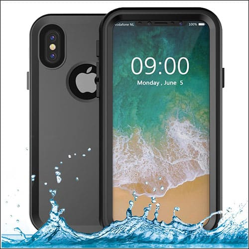 Goton iPhone X Waterproof Case