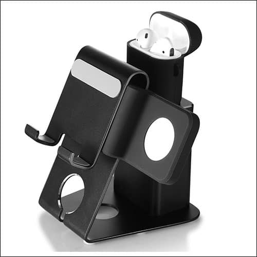 Holder-Mate Charger Stand for iPhone X, iPhone 8, iPhone 8 Plus