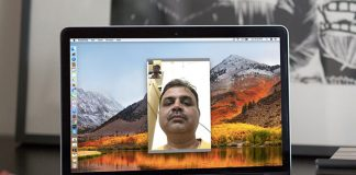 How to Take Live Photos from FaceTime Call on Mac in macOS High Sierra