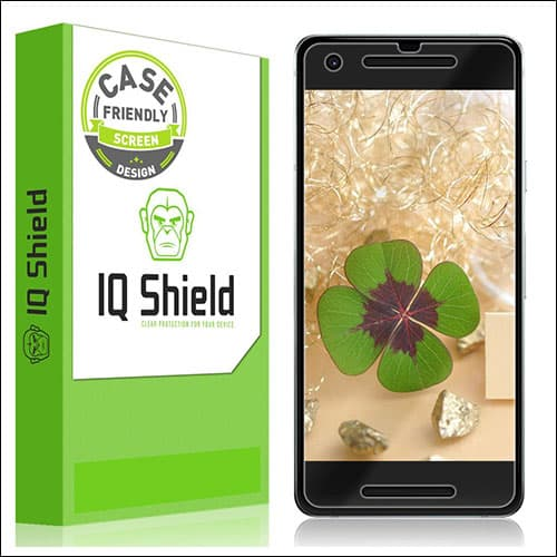 IQShield Google Pixel 2 Screen Protectors