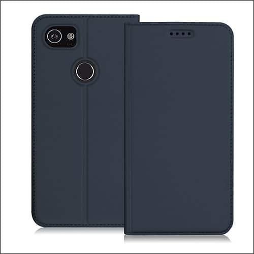 Lamshaw Google Pixel 2 XL Wallet Case