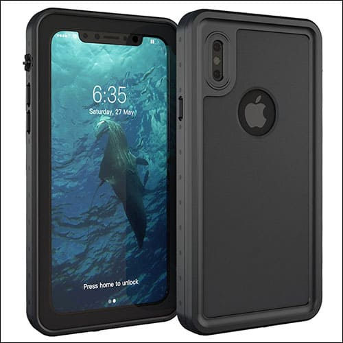 Mangix iPhone X Waterproof Case