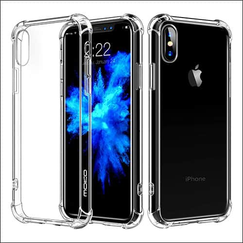 Moko iPhone X Bumper Case