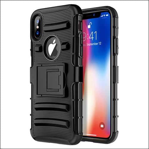 Moko iPhone X Kickstand Case