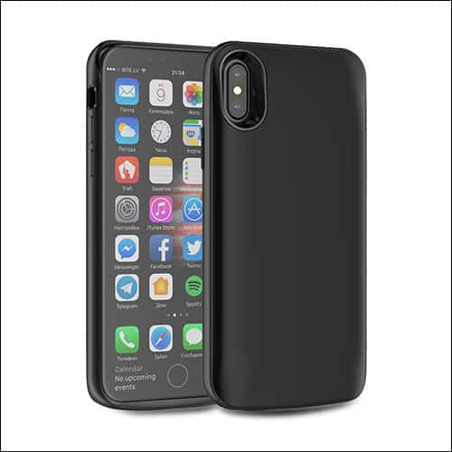 Moonmini iPhone X Battery Case