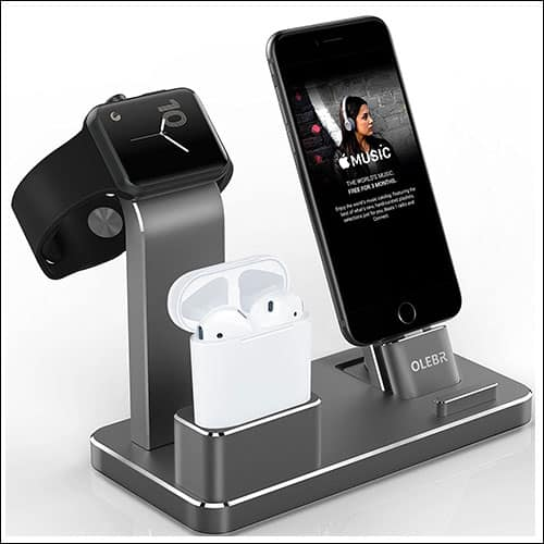 OLEBR Docking Stations for iPhone X, iPhone 8, iPhone 8 Plus