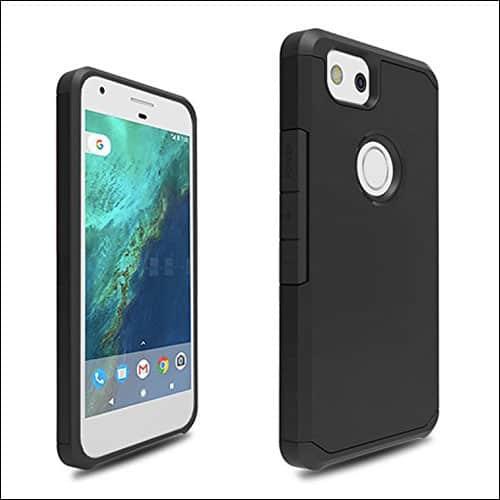 OMOTON Google Pixel 2 XL Case