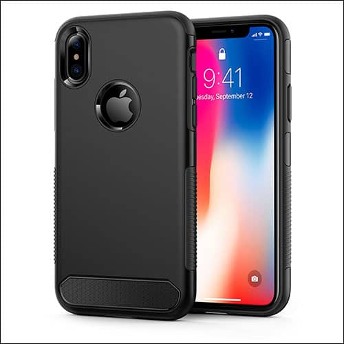 OMOTON iPhone X Rugged Case