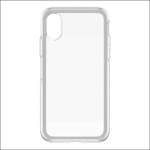 Otterbox iPhone X Clear Case