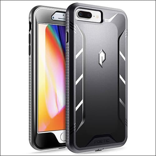 Poetic Phone 8 Plus Heavy Duty Case