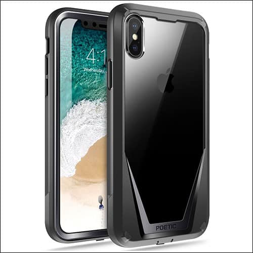 Poetic iPhone X Bumper Case
