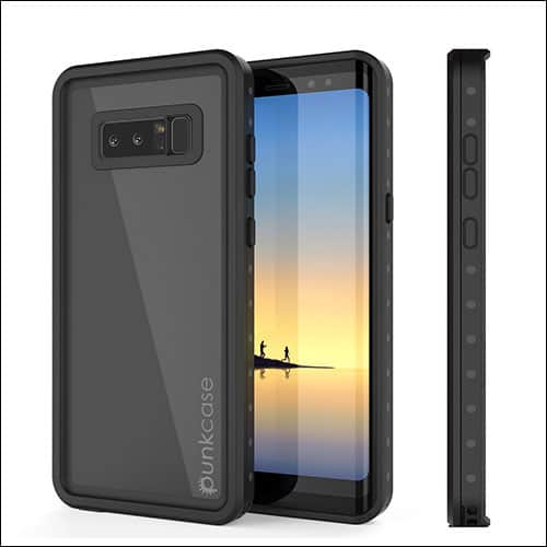 Punkcase Galaxy Note 8 Waterproof Case