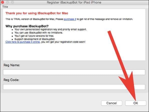 Recover Forgotten Restriction Passcode on iPhone or iPad without Restoring