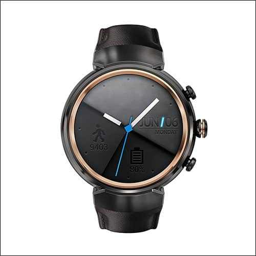 ASUS ZenWatch 3 for iPhone