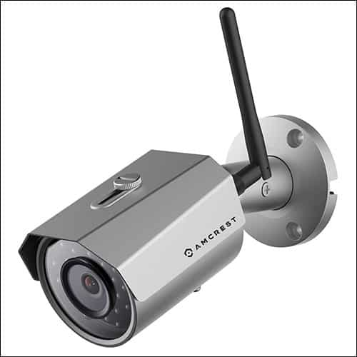 Amcrest WiFi Wireless IP Security Bullet Camera