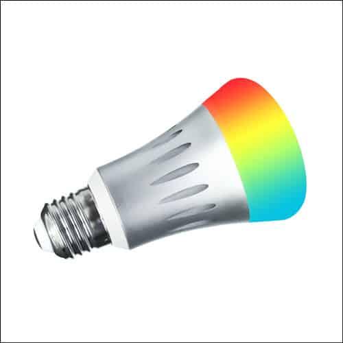 Aubric Google Assitant Compatible Smart Light Bulb