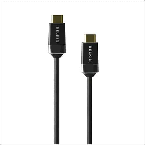 Belkin High Speed 4k HDMI Cable for Apple TV