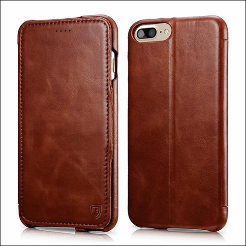 Benuo iPhone 8 Plus Flip Case