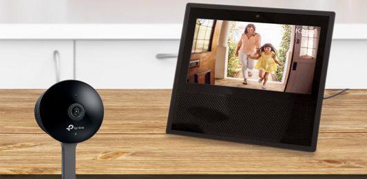 Best Alexa Compatible Indoor Security Camera for Amazon Echo Show