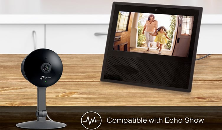 Best Alexa Compatible Indoor Security Camera for Amazon Echo Show