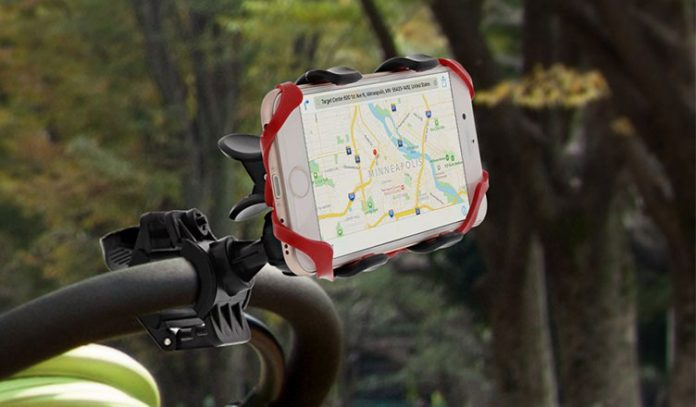 Best Bike Mount for iPhoneX, iPhone 8 and iPhone 8 Plus