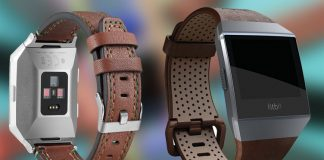 Best Fitbit Ionic Leather Bands - Perfect Third Party Replacement Straps