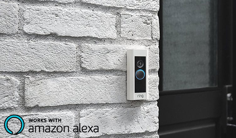 Best Outdoor Security Camera Compatible With Alexa and Amazon Echo Show