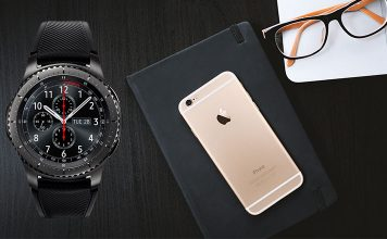 Best Smartwatch for iPhone X, iPhone 8, 8 Plus, iPhone 7, 7 Plus, 6, 6s Plus, 5, 5s, and iPhone SE