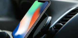 Best Wireless Car Mount Chargers for iPhone X, iPhone 8 and iPhone 8 Plus