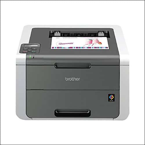 Brother Printer HL3140CW Digital Color Air Printer