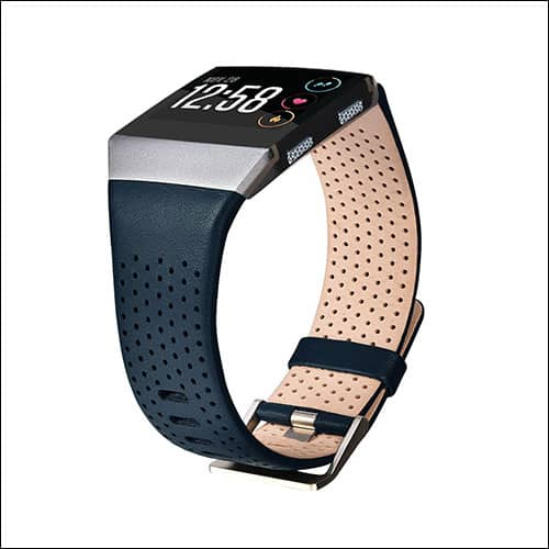 Cagos Fitbit Ionic Leather Band