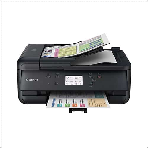 Canon PIXMA TR7520 Wireless Printer