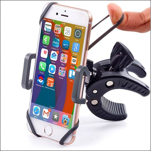 Cawcar Bike Mount for iPhone
