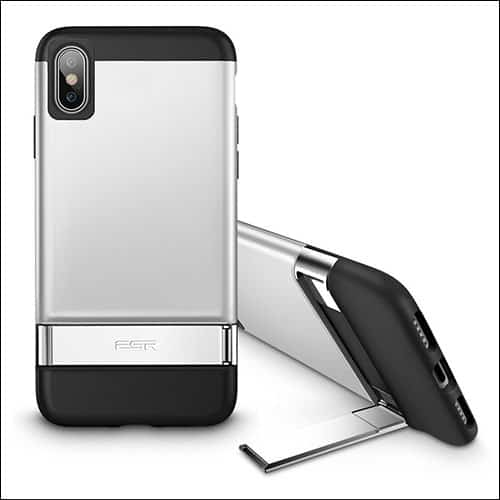 ESR iPhone X Case Compatible with Wireless Charging Dock