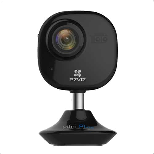 EZVIZ Mini Plus HD WiFi Video Security Camera Works with Amazon Echo Show