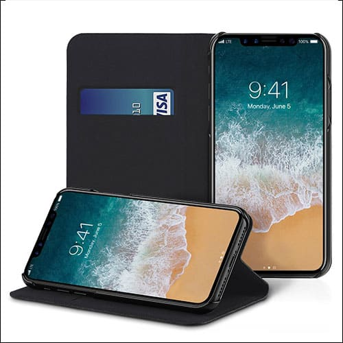 EasyAcc iPhone X Case Compatible with Wireless Charging Pad