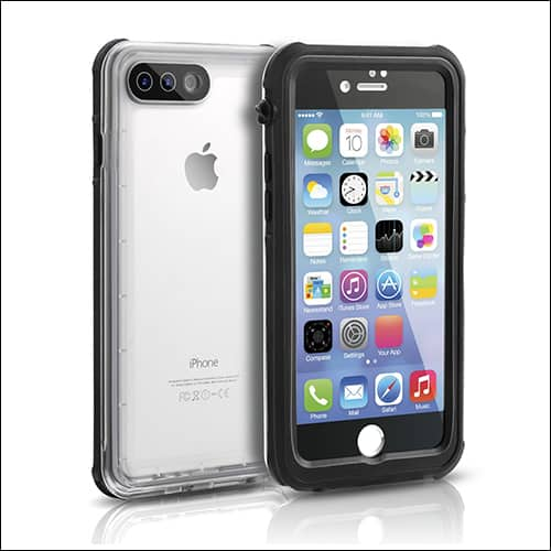 Fitfort iPhone 8 Plus Waterproof Case