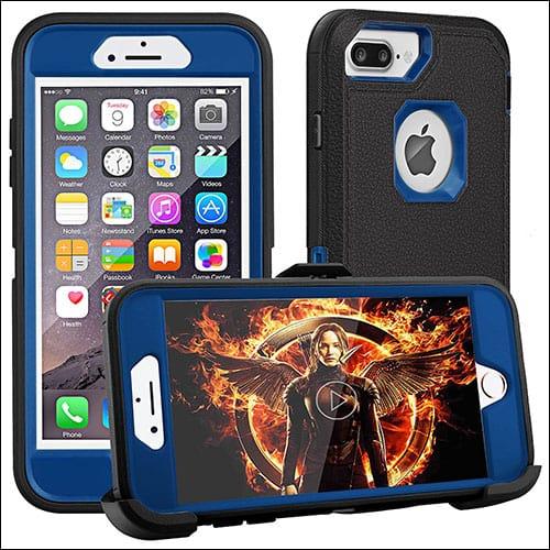 Fogeek iPhone 8 Plus Rugged Case