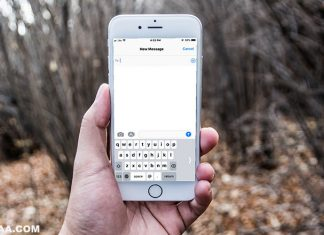 How to Enable and Use One-handed Keyboard in iOS 11 on iPhone